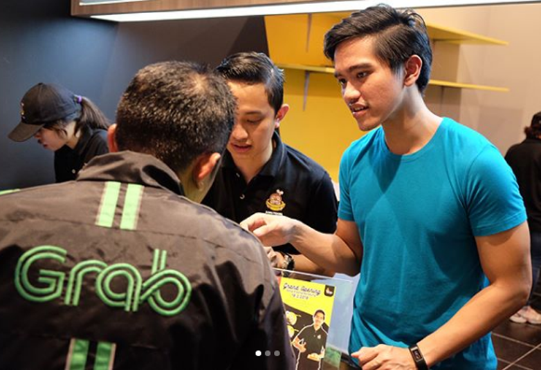 Catat! Putra Bungsu Jokowi Buka 'Sang Pisang' di MBK Lampung