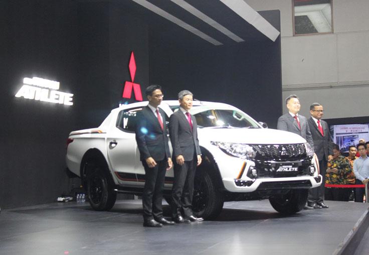 LAMPUNG POST | Mitsubishi Luncurkan Dua Model Baru di IIMS 2018