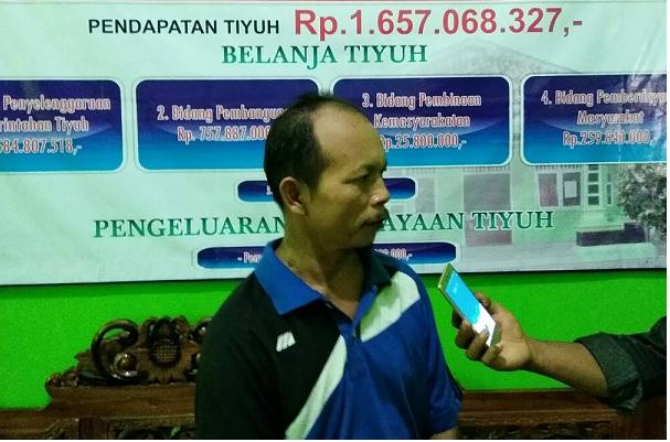 LAMPUNG POST | Kepala Tiyuh Diimbau Publikasi Pengelolaan Dana Desa