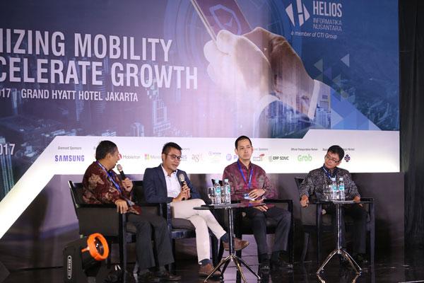LAMPUNG POST | Pameran Teknologi Helios Mobility Day Digelar