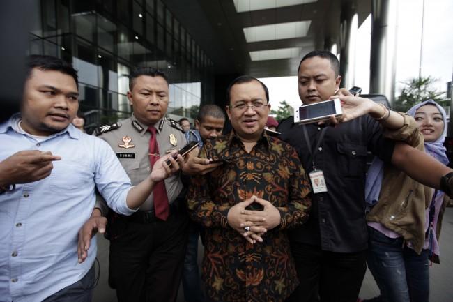 Priyo Budi Santoso Ngotot Jadi Kandidat Ketum Golkar
