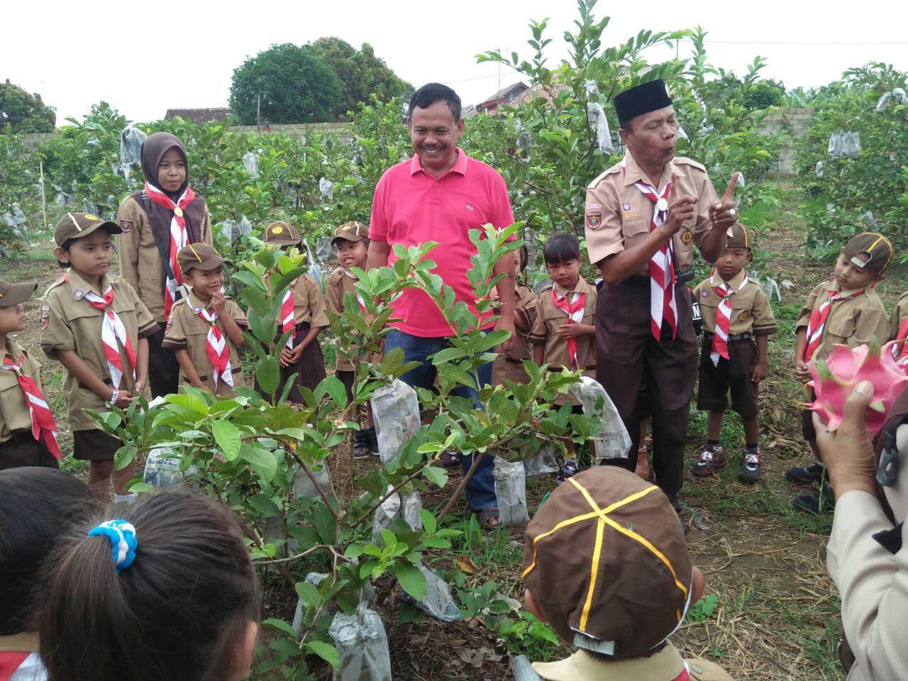 Kebun Perjuangan Jadi Destinasi Agrobisnis