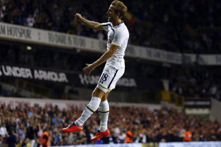 Tottenham Lantak Stoke 5-1