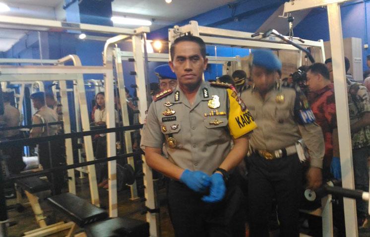 LAMPUNG POST | Pesta Kaum Gay di Jakarta, 1 Positif Sabu & 6 Ganja