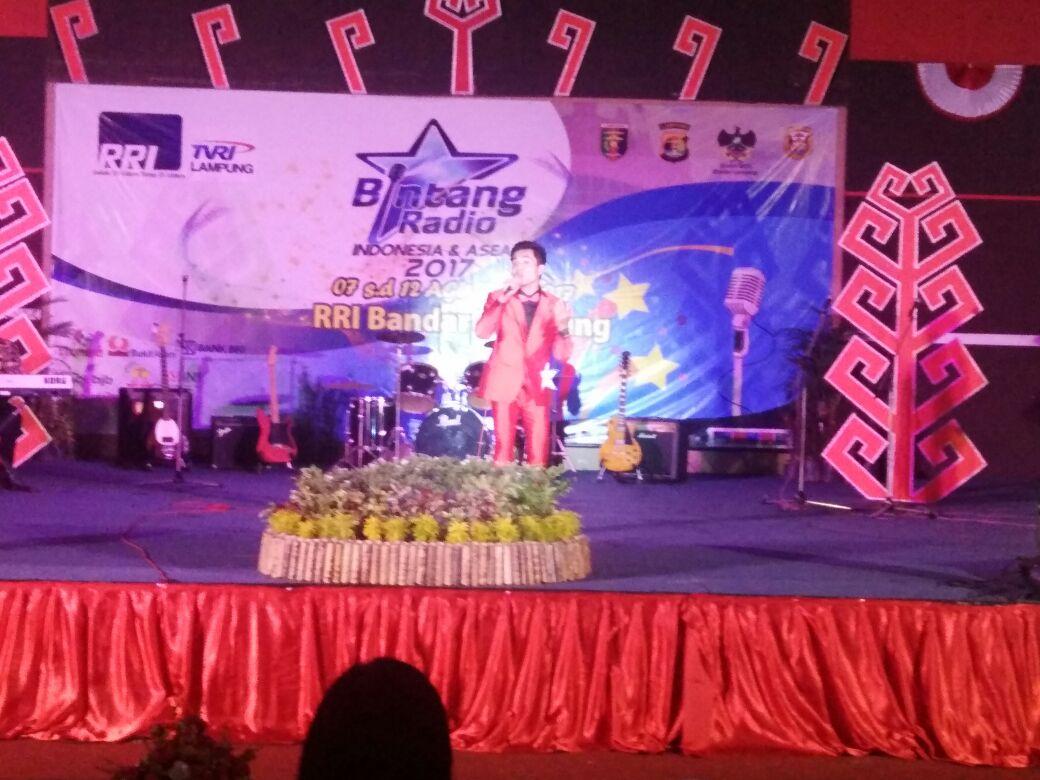 LAMPUNG POST | 10 Finalis Bintang Radio Perebutkan Tiket ke Ambon
