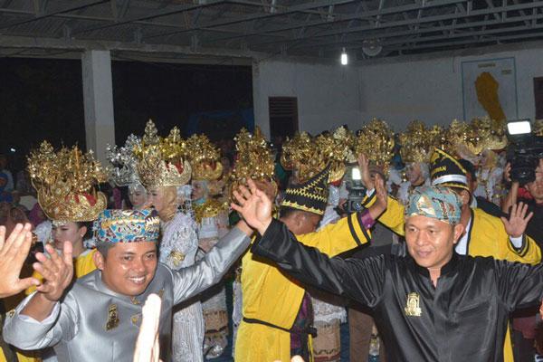 LAMPUNG POST | 2018, Lampung Tengah Bangun Pusat Budaya  dan Tugu Gajah