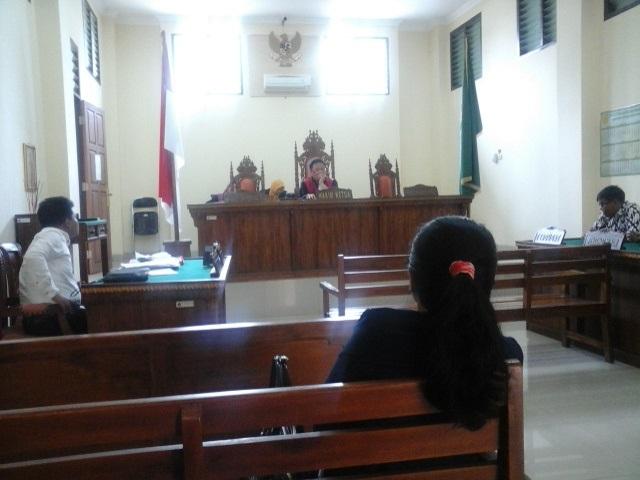 LAMPUNG POST | Saksi Polda Akui SPDP Bukan Tandatangan Dirkrimum