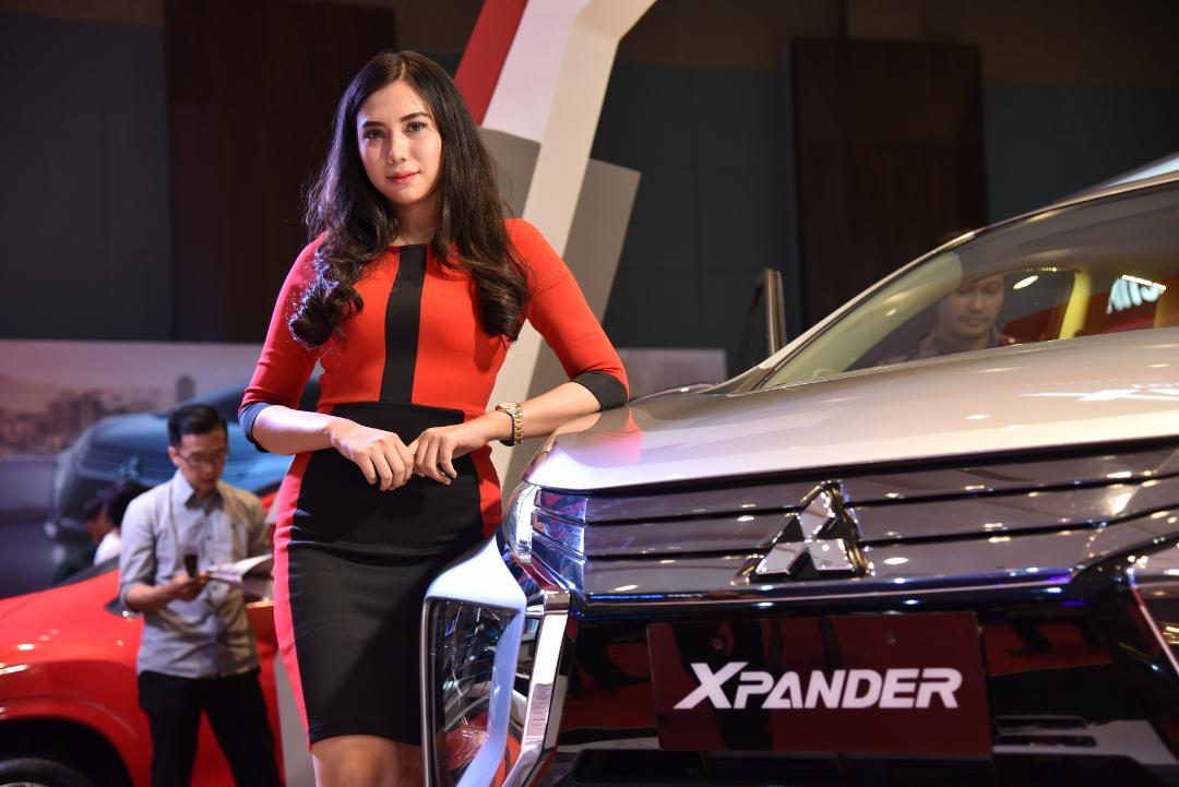 November 2017, Xpander Raih Posisi Kedua di Segmen LMPV