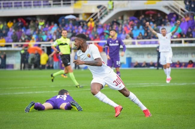 LAMPUNG POST   AS Roma Bekap Tuan Rumah Fiorentina