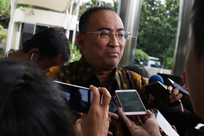 Kubu Novanto Sesalkan KPK tak Jelaskan Nama yang Hilang di Dakwaan