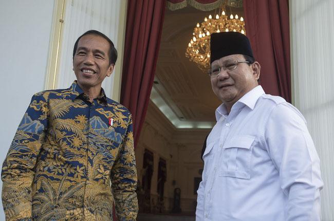 LAMPUNG POST | Rematch Jokowi vs Prabowo di Pemilu 2019