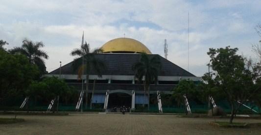 Gubernur Ridho Bangun Aula dan Tambah Fasilitas Islamic Center