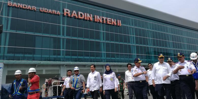 Kemenhub Minta 198 Hektare Lahan Bandara Dihibahkan Guna Penunjang Bandara Internasional
