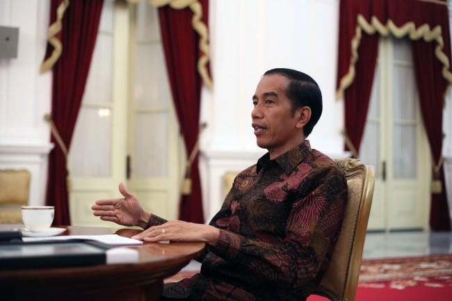LAMPUNG POST | Jokowi Puji Keberhasilan TNI/Polri Bebaskan Sandera di Papua