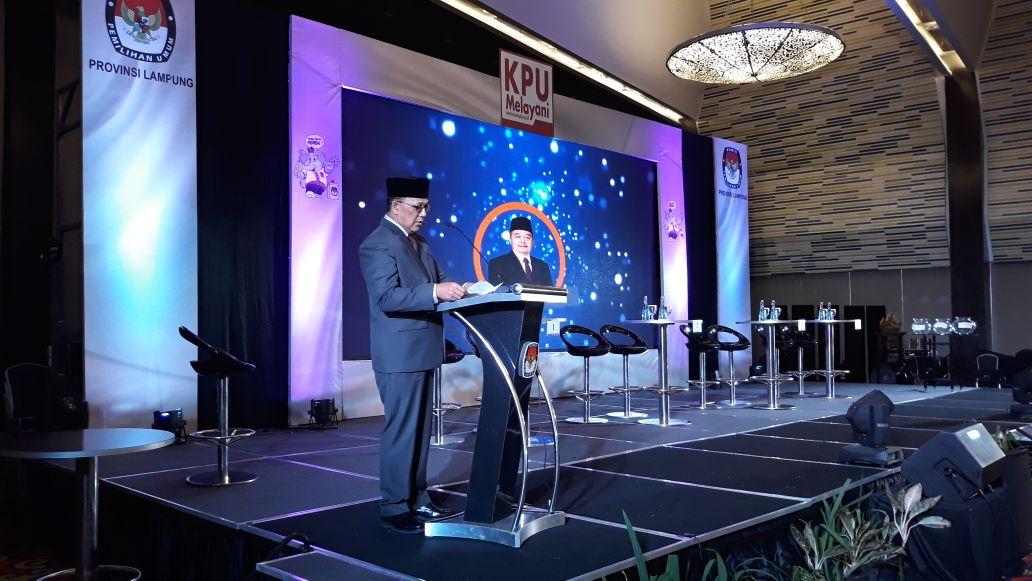 KPU Bedah 3 Indikator Dalam Debat Kandidat