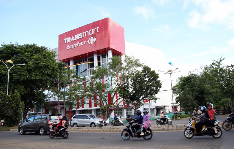 LAMPUNG POST | Dibuka Besok, Ada Apa Saja di Transmart Lampung?