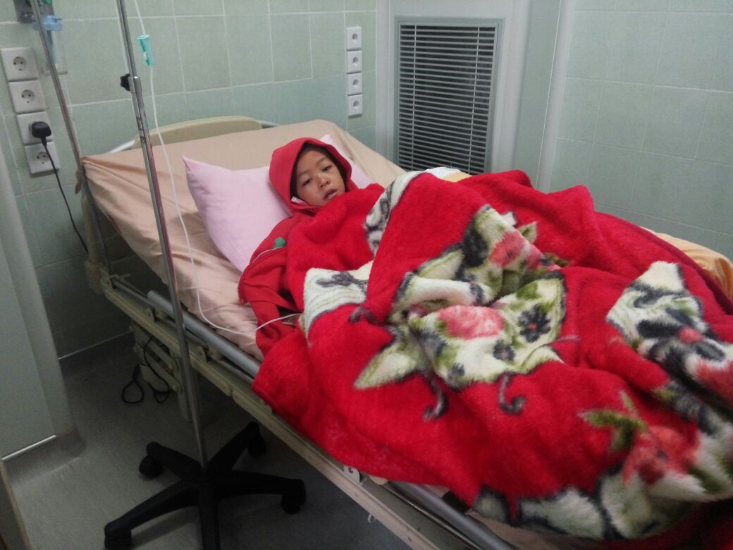 LAMPUNG POST | Suspect Difteri Terjangkit Bakteri Usai Sembuh Sakit Cacar