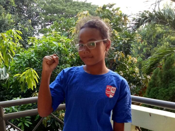 Navara Persembahkan Medali Pertama di Kejurnas FAI