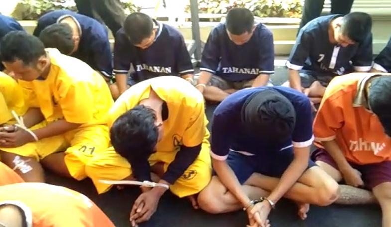 Kasus C3 Masih Dominasi Kejahatan di Lampung