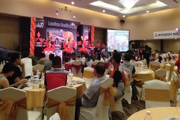 Mitsubishi Luncurkan Dua Pajero Baru di Lampung