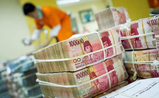 LAMPUNG POST   Utang Pemerintah Melonjak Jadi Rp3.706 Triliun