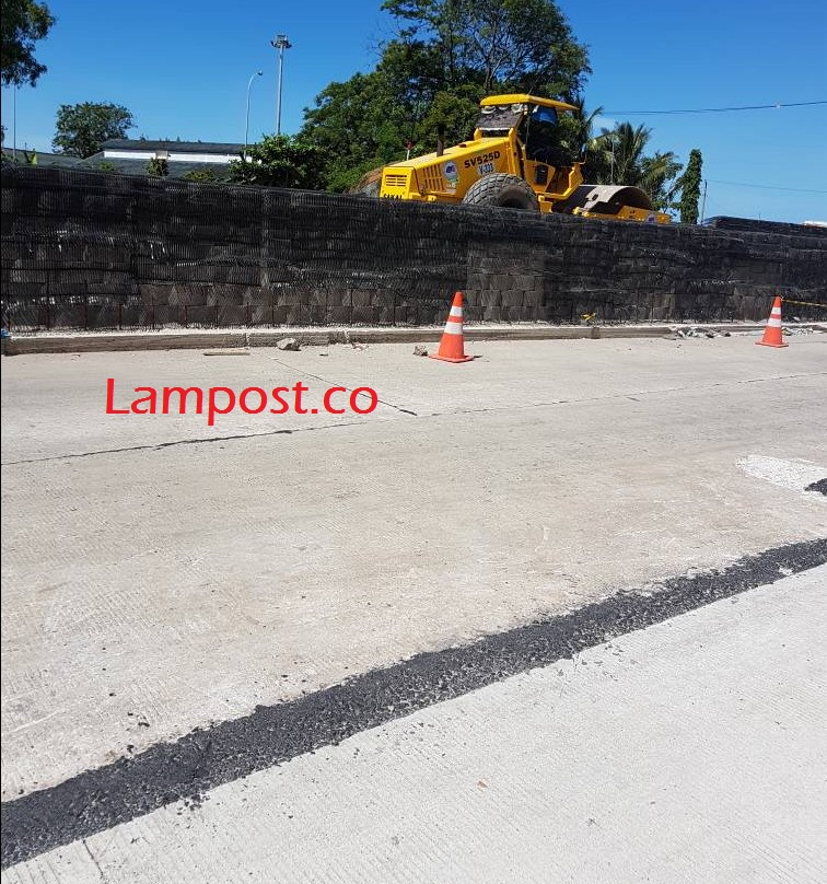 LAMPUNG POST | Jalur Penyelamat di Pelabuhan Bakauheni Menghilang