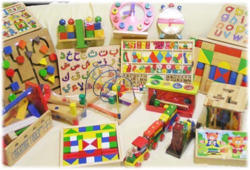 LAMPUNG POST | Memilih Mainan Edukatif untuk Anak