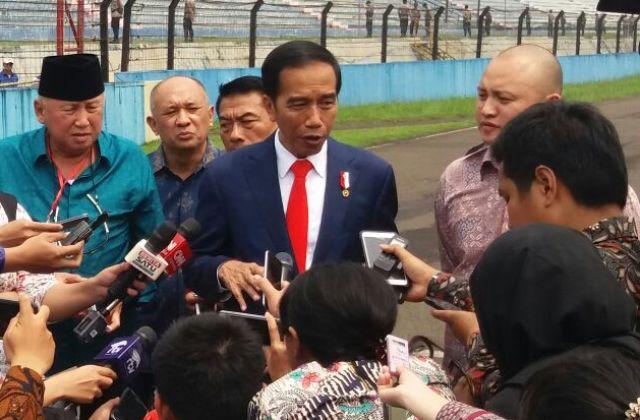 LAMPUNG POST | Presiden Persilakan Puan dan Pramono Diproses Hukum