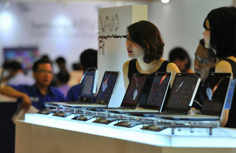 Generasi Milenial tak Bisa Lepas dari Laptop