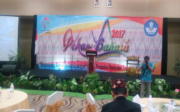 LAMPUNG POST | Pekan Bahasa Se-Sumatera Resmi Dimulai