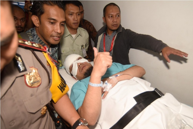 LAMPUNG POST | Ketua KPK Bakal Dampingi Novel Jalani Pemeriksaan