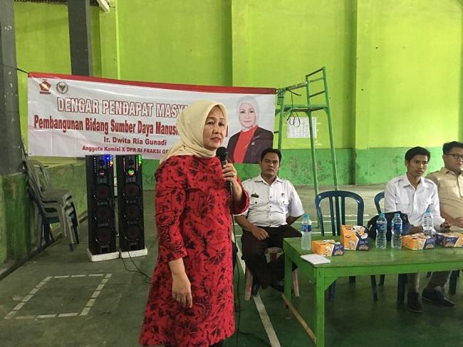 LAMPUNG POST | SDM Masyarakat Lampung Harus Berkualitas