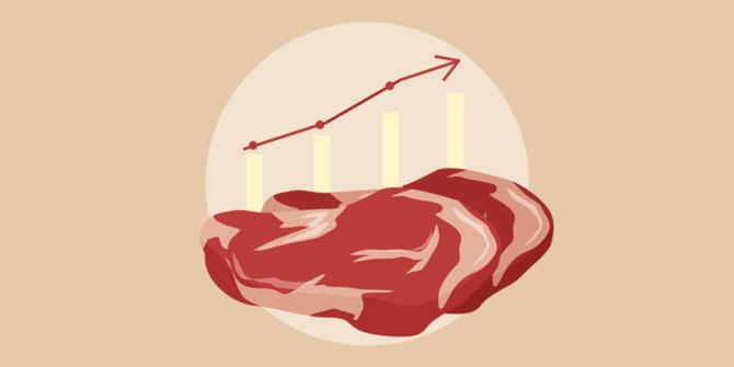 LAMPUNG POST | Gejolak Harga Daging: Mengapa Intervensi Pemerintah Gagal?