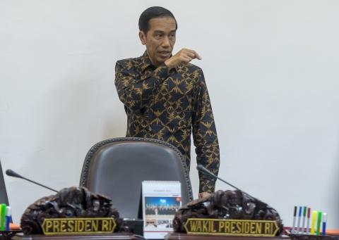 LAMPUNG POST   Presiden Perintahkan Kapolri Tumpas Jaringan Pelaku Bom