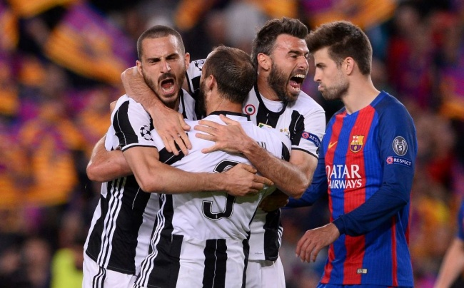 LAMPUNG POST | Juventus Samai Pencapaian MU dan Muenchen