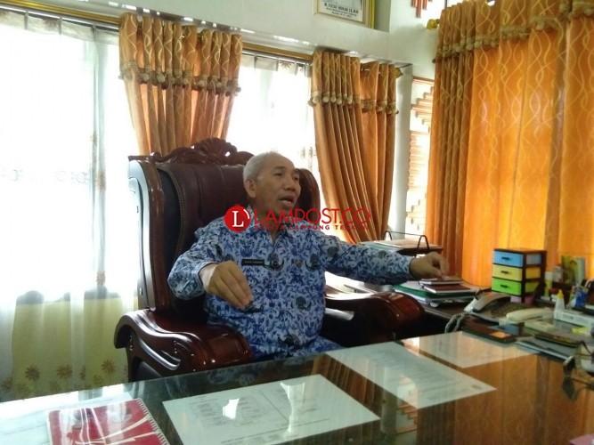 34 Pegawai Pemkot Bandar Lampung Lulus Ujian Kenaikan Pangkat