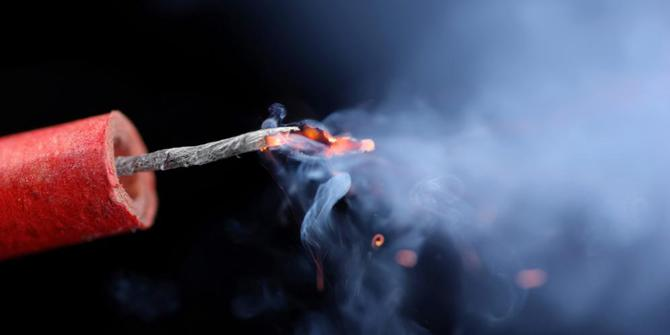 LAMPUNG POST | Mercon Penebar Maut