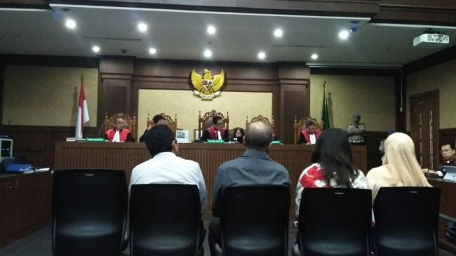 Terungkap di Persidangan, Keponakan Novanto Terima USD2,6 Juta
