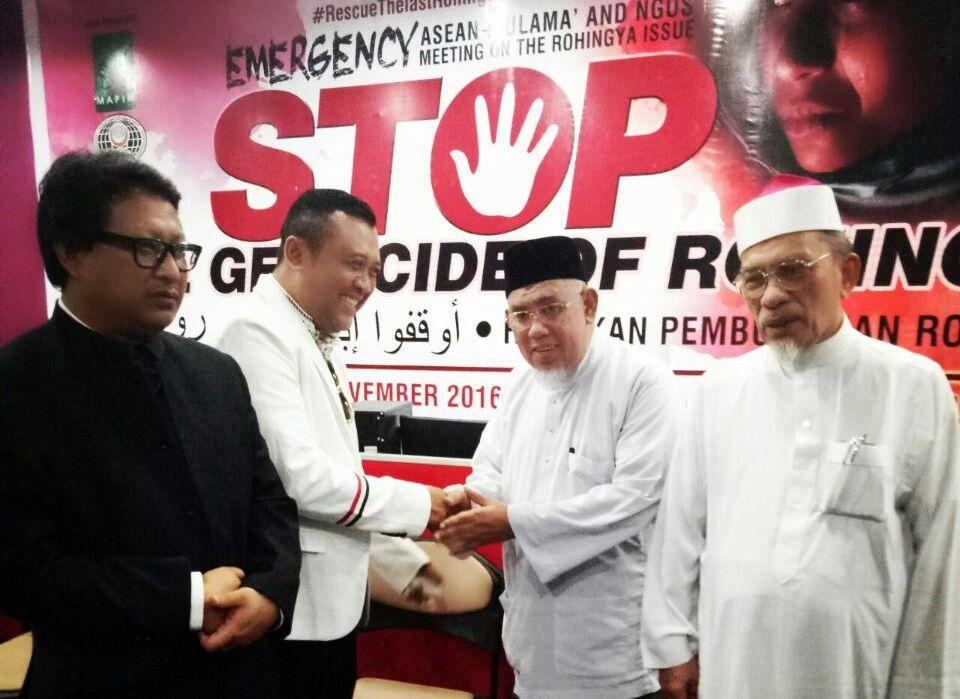 LAMPUNG POST | Edi Ribut Jadi Duta  Majlis Perundingan Pertubuhan Islam Malaysia