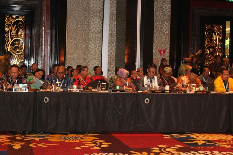 Pemprov Lampung MoU Produk Unggulan dengan 33 Provinsi