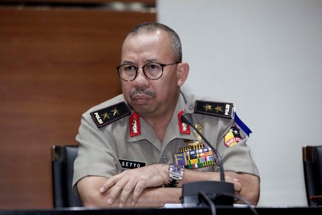 LAMPUNG POST | Densus 88 Tangkap 19 Terduga Teroris di Sejumlah Wilayah