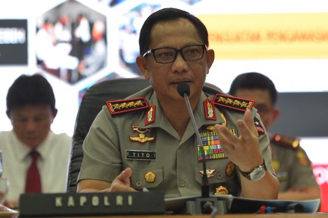 LAMPUNG POST | Polisi Sudah Deteksi Teroris di Sumut