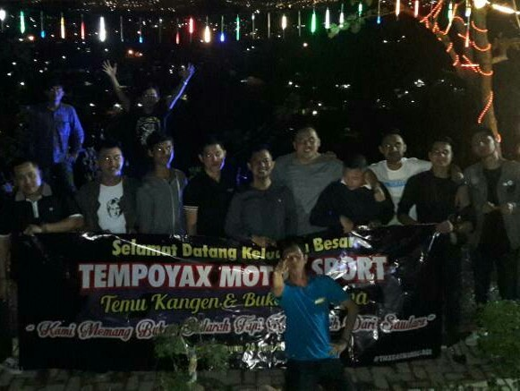 LAMPUNG POST | Komunitas TMX Jalin Silaturahmi Melalui Buka Puasa Bersama