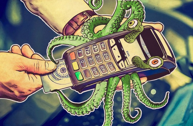 LAMPUNG POST | Tak Cuma Serang ATM, Malware Kini Sasar Mesin Kasir