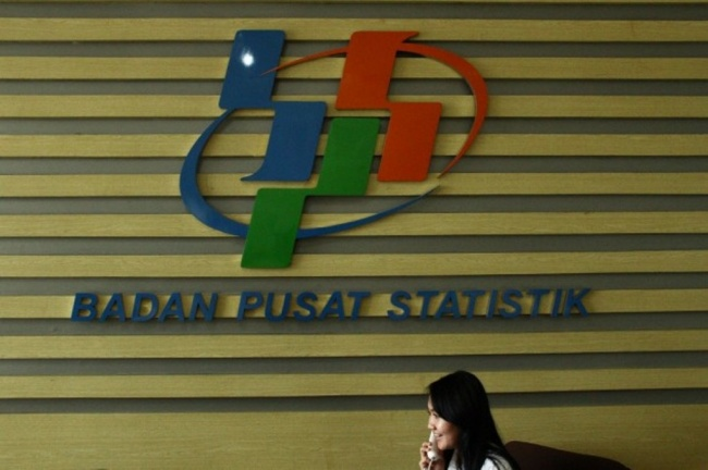 LAMPUNG POST | BPS Dukung Pernyataan Jokowi soal Pertumbuhan Ekonomi Indonesia