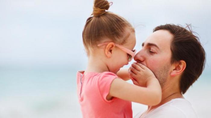 LAMPUNG POST | Peran Ayah Dukung Tumbuh Kembang Anak