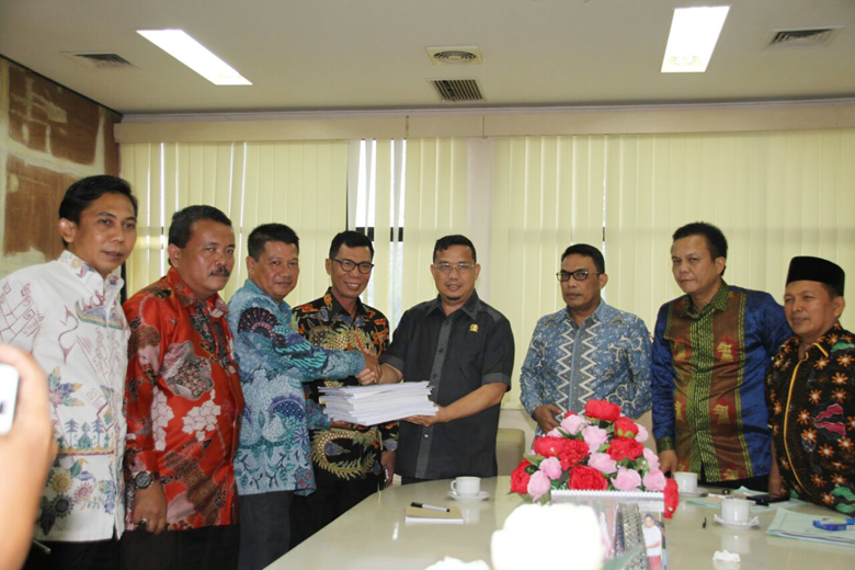 LAMPUNG POST | DPRD Lampung Apresiasi Pansus SGC