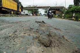 LAMPUNG POST | Infrastruktur Jalan Mumpuni