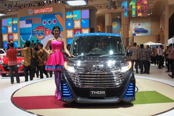 LAMPUNG POST | Daihatsu Thor Tampil Memukau