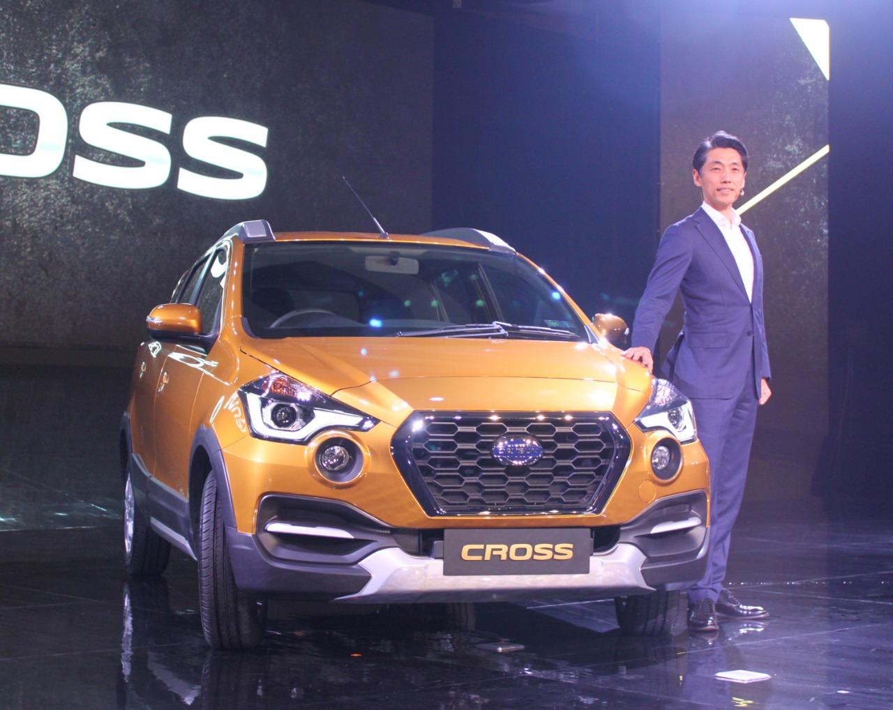 LAMPUNG POST | Datsun Cross Resmi Diluncurkan